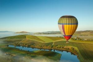 Yarra Valley Sunris Ballooning
