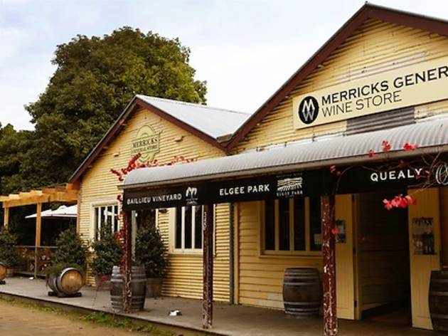 Wine Tour Mornington Peninsula Merrick's General Wine Store