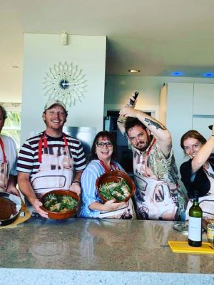 Food and Wine Classes